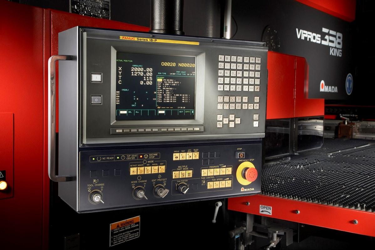 CNC Punching – Image 1