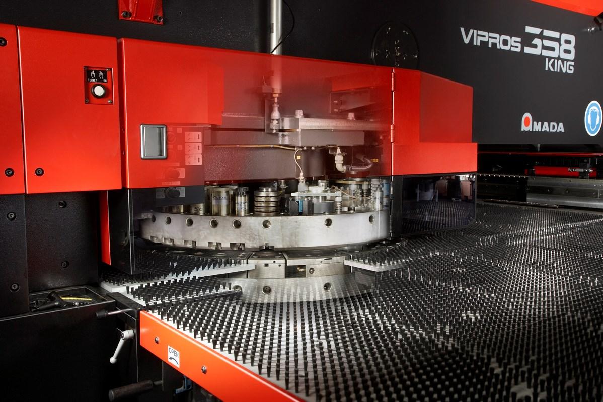 CNC Punching – Image 2