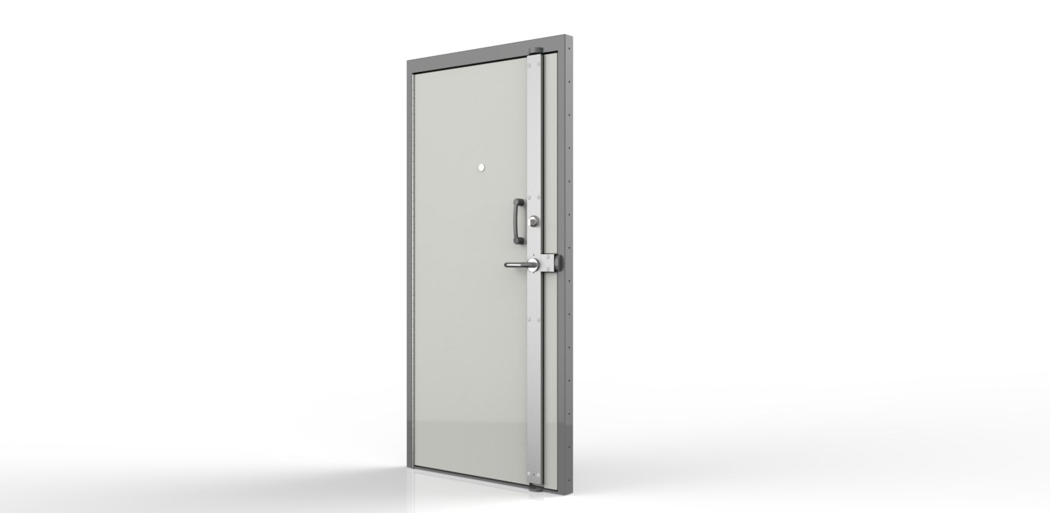 Security 03 – 1 Door – Inner Closed – View 2.954