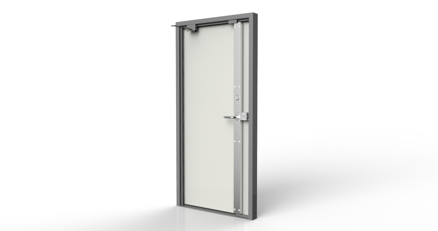 Security 03 – 1 Door – View 2 – Low.233