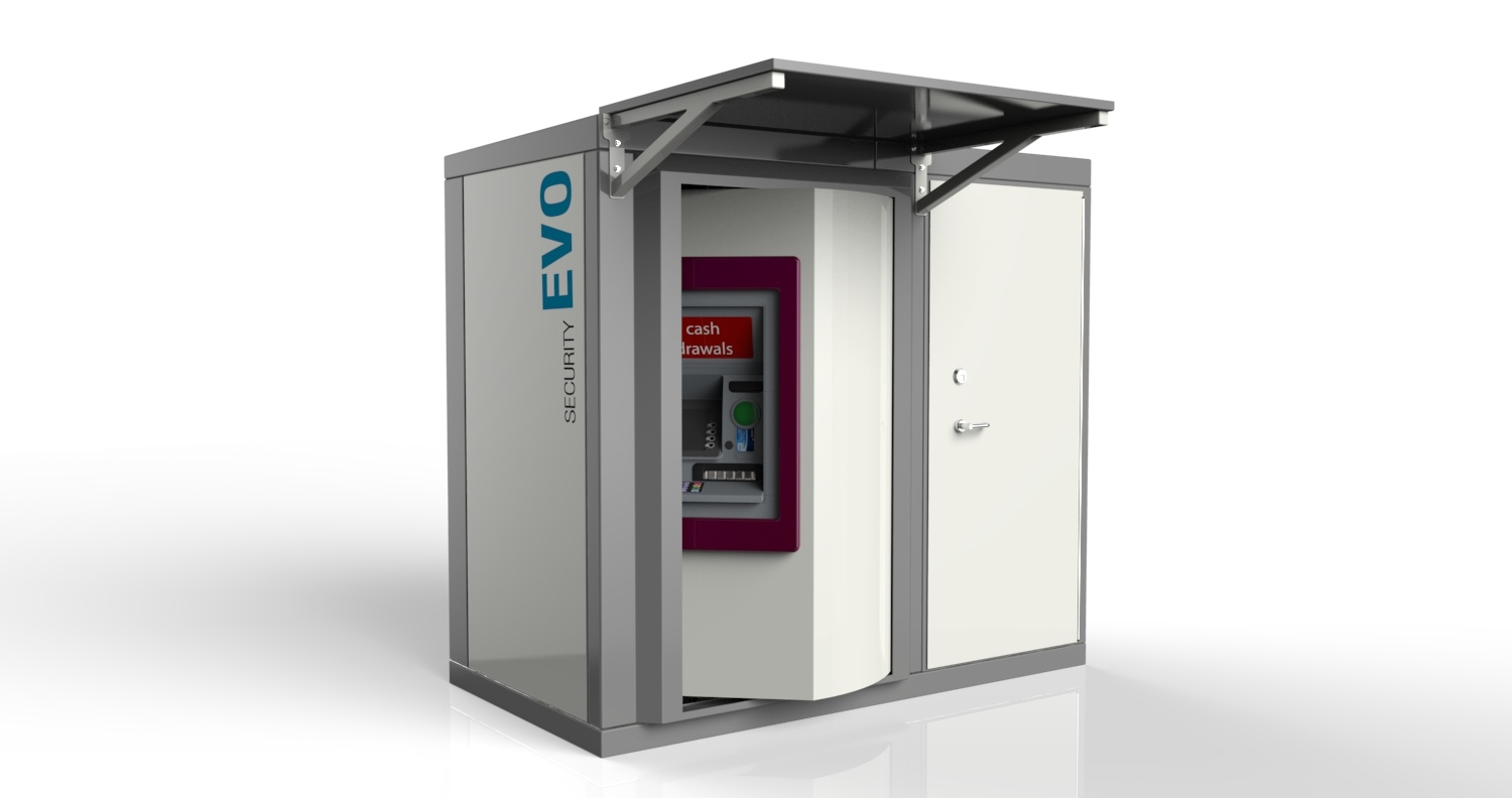 Rotator ATM Kiosk | R & D Sheetmetal Limited