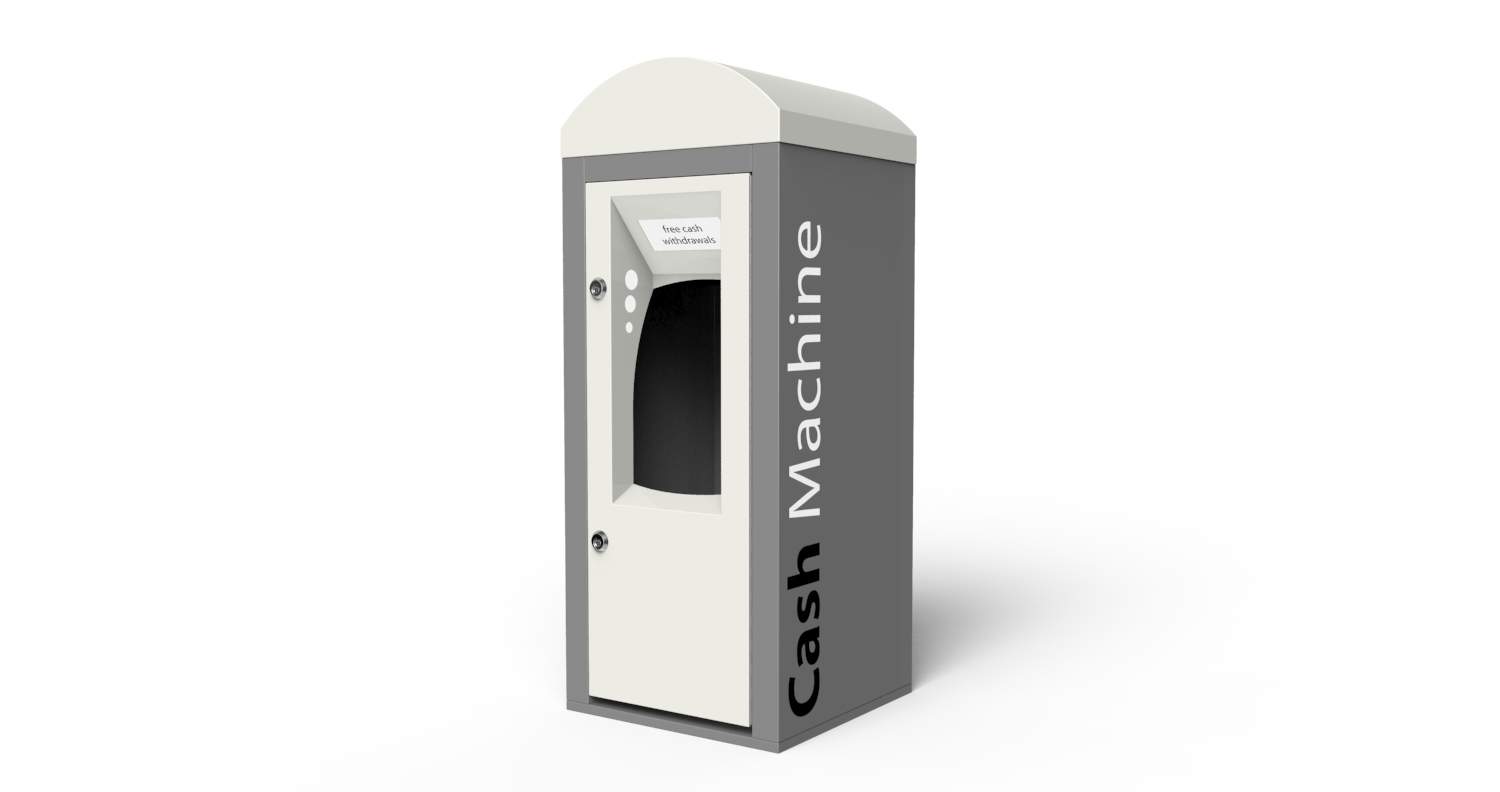 Security 08 – ATM – KERBSIDE KIOSK – View 01 – Low.522