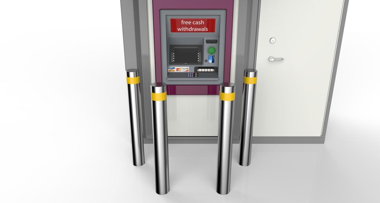 Security 14 – ATM – Anti Ram Raid Bollard – View 05 – Low.514